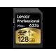 Lexar Professional 128GB SDXC HP Class 10 UHS-I 95MB/s - 259 Lei