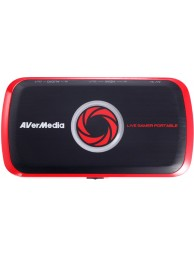 Placa de Captura AVerMedia C875 Live Gamer Portable, Captura 1080p