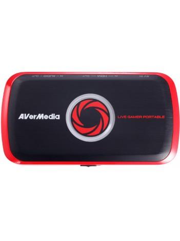 Placa de Captura AVerMedia C875 Live Gamer Portable, Captura 1080p