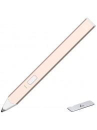 Stylus Adonit Snap 2 Bluetooth Selfie Touch Pen cu declanstor de la distanta cu banda magnetica, compatibil pentru iPhone 11 / Pro Max / X / XS / XR, Samsung S9 / 10 / Note +, iPad / Air / Mini și mai nou , Roz