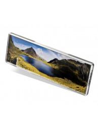 Magnet Frigider Panoramic Adventa cu insertie fotografie 4.5x14.1 cm
