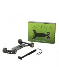 Genesis Quatron Sistem cu Rotile pentru Fotografiere sau Filmare cu o Miscare Fluida