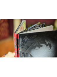 Album Foto de Inalta Calitate, Coperta Personalizata, 20x40 cm inchis, 15 File