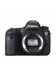 Canon EOS 6D Body, eTTL FLASH KIT