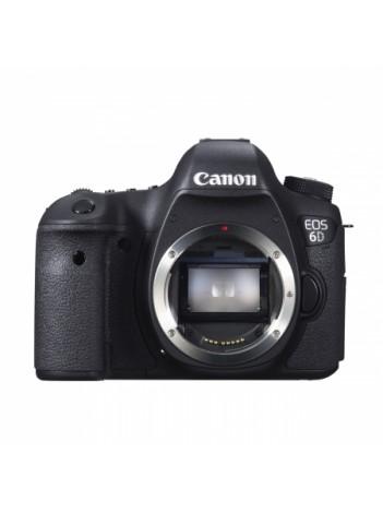 Canon EOS 6D Body, eTTL FLASH KIT
