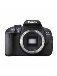 Canon 700D, Body