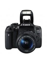 Canon 750D cu Obiectiv 18-55mm IS STM + CashBack Canon 270 Lei