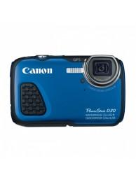 Canon PowerShot D30 Subacvatic, Albastru