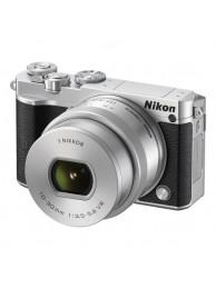 Nikon 1 J5 cu obiectiv 10-30mm VR PD-Zoom - Argintiu