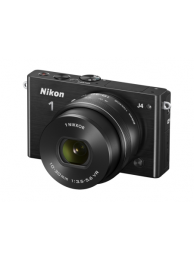Nikon 1 J4 cu obiectiv 10-30mm VR PD-Zoom - Negru