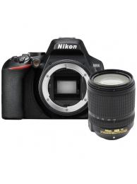 Nikon D3500 cu Obiectiv 18-140mm AF-S VR  Negru