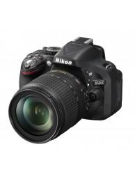 Nikon D5200 cu Obiectiv 18-105mm VR