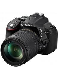 Nikon D5300 cu Obiectiv 18-105mm VR, Negru