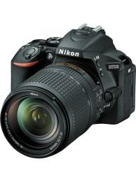 Nikon D5500 cu Obiectiv 18-140mm VR