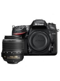 Nikon D7200 cu Obiectiv 18-55mm VR AF-P