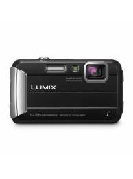 Panasonic Lumix DMC-FT30 - Aparat foto subacvatic, Negru