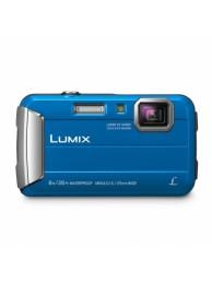 Panasonic Lumix DMC-FT30 - Aparat foto subacvatic, Albastru