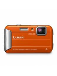 Panasonic Lumix DMC-FT30 - Aparat foto subacvatic, Portocaliu