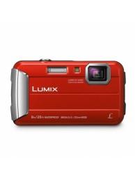 Panasonic Lumix DMC-FT30 - Aparat foto subacvatic, Rosu