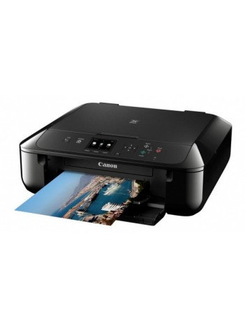 Multifunctional Canon Pixma MG5750, inkjet, color, format A4, Wi-Fi, duplex, Negru