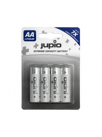 Baterii Lithium Jupio AA LR6 4 bucati