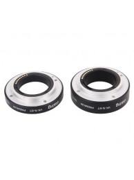 Voking VK-N-ET, Set tuburi extensie pentru Nikon 1, constructie metalica