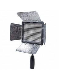 Lampa Lumina Continua LED cu Telecomanda Yongnuo YN 300II cu 300 LED-uri, Voleti detasabili, Temperatura Culoare 3200K-5500K
