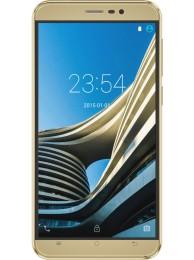 SmartPhone CUBOT NoteS Dual SIM, 3G, 5.5 inch HD IPS, Procesor Quad Core 1.3 GHz, 2GB RAM DDR3, 16GB Flash, Camera 8 MPx, Android 6.0, Auriu  +BONUS: Carcasa Transparenta si Folie Plastic