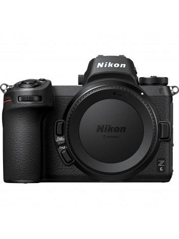 Aparat Foto Mirrorless Nikon Z6  24.5MP Video 4K Body