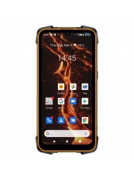 Telefon Mobil Cubot KING KONG 5 PRO, Dual SIM, 64GB, 4GB RAM, 4G, Negru/Portocaliu