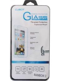 Folie CUBOT Sticla Securizata 9H pentru Telefon Mobil Cubot Rainbow 2