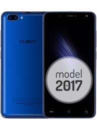 Telefon Mobil Cubot Rainbow 2, Albastru, BUNDLE (include Husa Transparenta)