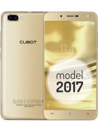 Telefon Mobil Cubot Rainbow 2, Auriu, BUNDLE (include Husa Transparenta)