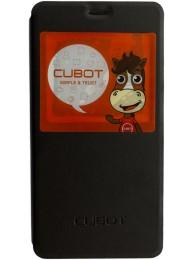 Husa de protectie CUBOT pentru SmartPhone Cubot Rainbow 2, Negru