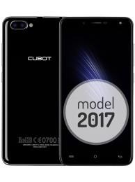 Telefon Mobil Cubot Rainbow 2, Negru, BUNDLE (include Husa Transparenta)