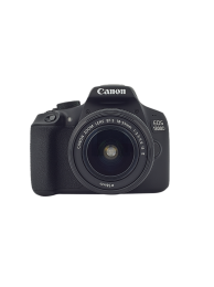 Canon EOS 1300D cu Obiectiv 18-55mm IS II PRINT KIT