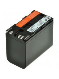 Acumulator Jupio tip Canon BP-970G 7900 mAh