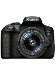 Canon 750D cu Obiectiv 18-55mm DC III