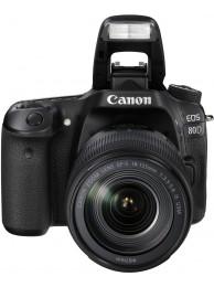 Canon EOS 80D cu Obiectiv 18-135mm IS USM + CashBack Canon 450 Lei