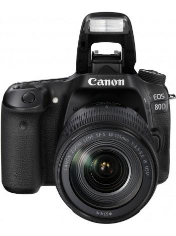 Canon EOS 80D cu Obiectiv 18-135mm IS USM