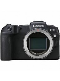 Aparat Foto Mirrorless Canon EOS RP, 26.2MP, Full Frame, 4K, Body + Inel Adaptor EFS