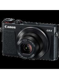 Canon PowerShot G9X, 20.2 MPx, Wi-Fi, NFC, Negru