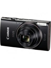 Canon Ixus 285 HS, 20.2Mpx, 12x Zoom Optic, Filmare Full-HD, Wi-Fi, NFC, Negru