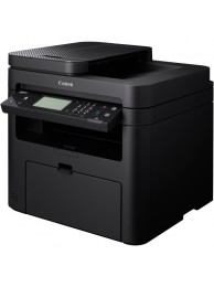 Multifunctional Canon i-SENSYS MF217w, laser, monocrom, format A4, fax, retea, Wi-Fi