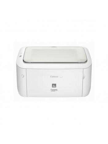 Imprimanta Canon i-SENSYS LBP6030 Alb, laser, monocrom, format A4, USB