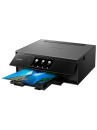 Multifunctional Inkjet Color Canon Pixma TS9150 Dark Grey, format A4 (Printare, Copiere, Scanare)
