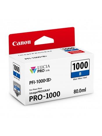 Canon PFI1000B (Blue) - cerneala pentru PRO-1000 ImagePrograf