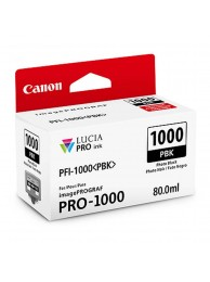 Canon PFI1000PBK (Photo Black) - cerneala pentru PRO-1000 ImagePrograf