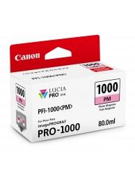 Canon PFI1000PM (Photo Magenta) - cerneala pentru PRO-1000 ImagePrograf