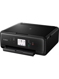 Multifunctional InkJet Color Canon Pixma TS6050 Wireless, 4800x1200 dpi, Format A4 (Imprimare, Copiere, Scanare), Duplex, Pixma Cloud, Google Cloud Print, Apple AirPrint, Negru
